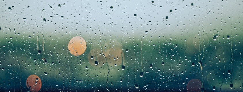 allergies and intolerances on a rainy day